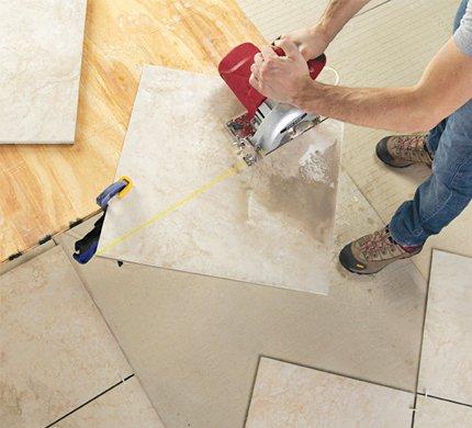 Skil 3510-02 4-Amp 3/8-Inch Tile Saw