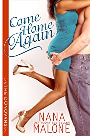 Come Home Again: BWWM New Adult Romance (The Donovans Book 1)