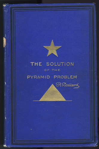 The Solution of the Pyramid Problem