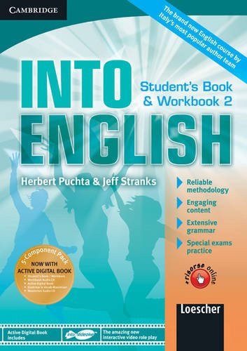 Into english. Student's book-Workbook-Maximiser. Con espansione online. Per le Scuole superiori. Con CD Audio. Con DVD-ROM: 2