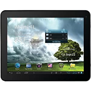 "9.7"" Android 4.0 8 GB Trio Stealth Pro Internet Tablet"