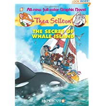 Thea Stilton #1: The Secret of Whale Island - Thea Stilton