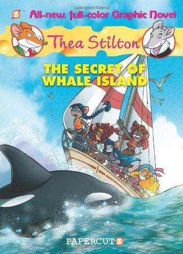 The Secret of Whale Island (Thea Stilton 1)