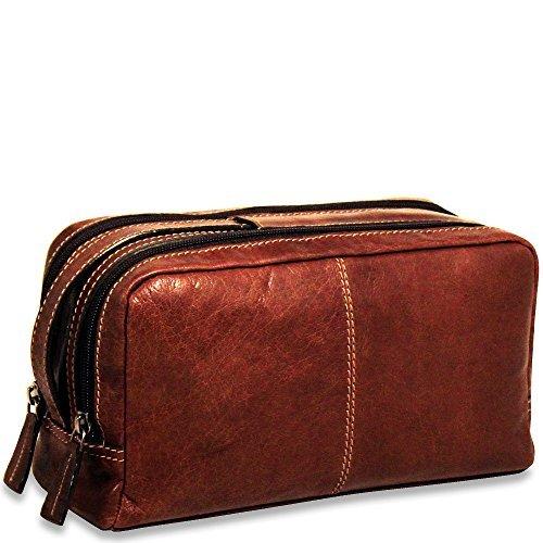 jack-georges-voyager-leather-2-zip-toiletry-bag-brown-by-jack-georges