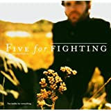 The Battle For Everything ~ Five For Fighting