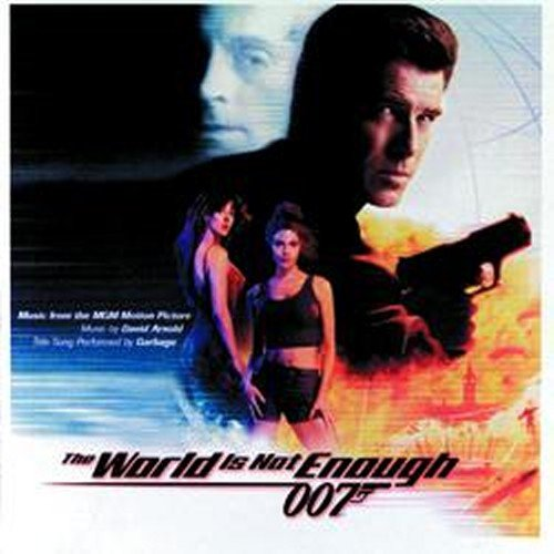 Original album cover of THE WORLD IS NOT ENOUGH(ltd.) by James Bond - OST