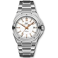 IWC Ingenieur Automatic Silver Dial Steel Bracelet Men's Watch