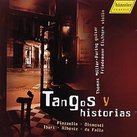Histoire du Tango (History of the Tango): II. Cafe 1930