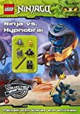 LEGO Ninjago: Ninja vs Hypnobrai Activity Book with minifigure