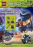 LEGO Ninjago: Ninja vs Hypnobrai Activity Book with minifigure