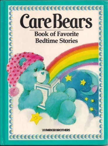The Care Bears Book Of Favorite Bedtime Stories front-354194