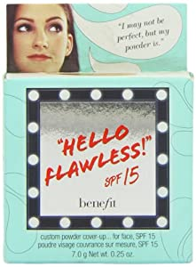 """Benefit Cosmetics- """"Hello Flawless!"""" SPF 15 """"All The World's My Stage"""" Beige"""