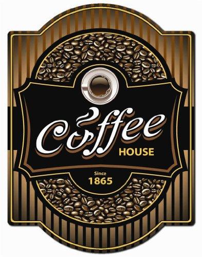 Coffee - Kitchen Hardboard Sign From Redeye Laserworks