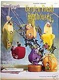 img - for Plastic Canvas Garden Fresh Birdhouses (The Needlecraft Shop #973032) book / textbook / text book