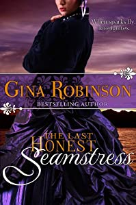 The Last Honest Seamstress by Gina Robinson ebook deal