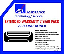 AXA 2 Years Extended Warranty for Air conditioner (Rs. 30001 - 50000)