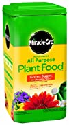 Miracle-Gro 1001232 All Purpose Plant Food – 5 Pound