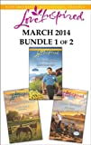 Love Inspired March 2014 - Bundle 1 of 2: The Lawmans Honor\Seaside Romance\A Ranch to Call Home