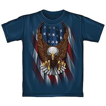 Amazon.com: American Eagle Youth Tee Shirt: Clothing