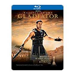 Gladiator [Blu-ray Steelbook]