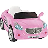 Best Choice Products 12V Ride on Car Kids RC Car Remote Control Electric Power Wheels W/ Radio & MP3 Pink