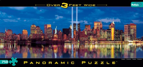 Cheap Buffalo Games New York 11 750pc Jigsaw Puzzle (B002QE3AVY)