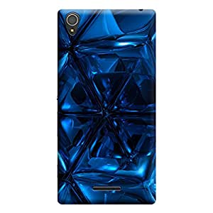 CaseLite Premium Printed Mobile Back Case Cover With Full protection For Sony Xperia T3 (Designer Case)