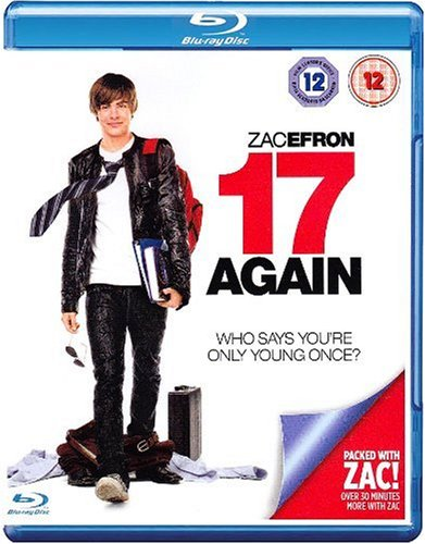 17 Again [Blu-ray] [Import anglais]