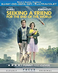 Seeking a Friend for the End of the World (Blu-ray + DVD + Digital Copy + UltraViolet)