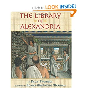 The Library of Alexandria - Kelly Trumble