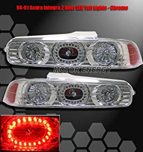 1999 Acura Integra on Acura Integra 2dr Led Tail Lights Chrome Led Altezzataillights 1994