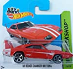 Hot Wheels 2014 HW Workshop '69 DODGE...