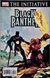2007 - Marvel - #28 - Black Panther - The Initiative - Part 1 of 3 - Comic Book - Collectible