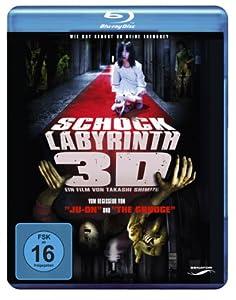 Schock Labyrinth (2D + 3D Version, Blu-ray 3D)