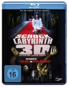 Schock Labyrinth (2D + 3D Version, Blu-ray 3D)