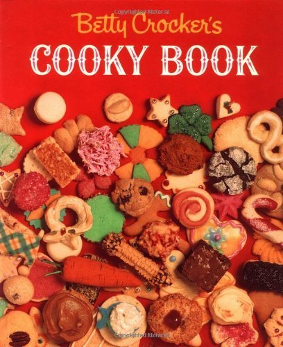 Betty Crocker's Cooky Book (Facsimile Edition) (Betty Crocker Cooking) by Betty Crocker (2002) Spiral-bound