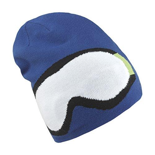 Brekka, Cappello, motivo: occhiali da sole, Blu (Royal), Taglia unica