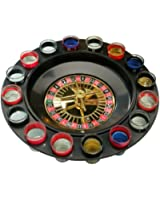Premier Housewares Roulette 16 Glass Lucky Shot Drinking Game
