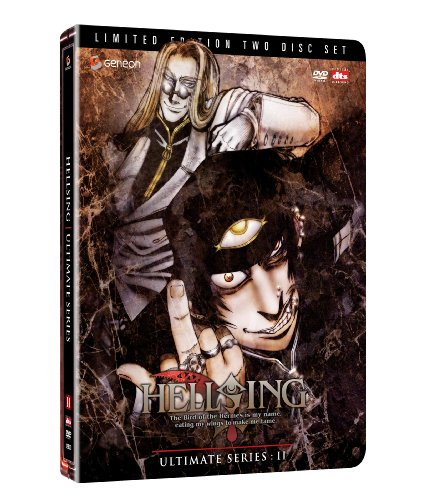 HELLSING ULTIMATE 2 (LIMITED EDITION)