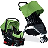 Britax B-agile 3/B-Safe 35 Travel System, Meadow