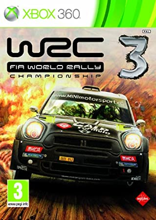 WRC 3 - World Rally Championship (Xbox 360)