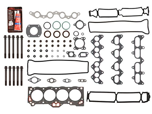 Evergreen HSHB2013 Cylinder Head Gasket Set Head Bolt (86 Toyota Corolla Cylinder Head compare prices)