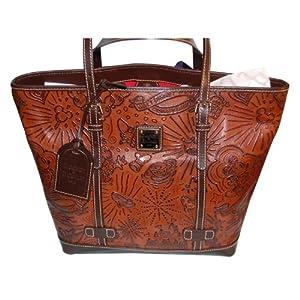 Disney Dooney & Bourke Sketch Leather Bag - Medium