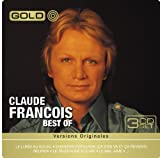 Claude Fran�ois (Coffret Metal 3 CD)