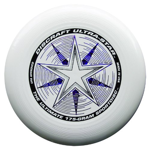 Discraft 175g Ultra-Star White
