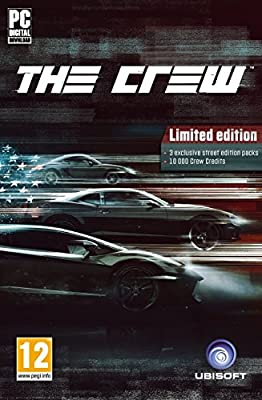 The Crew Limited Edition [Download] by Ubisoft