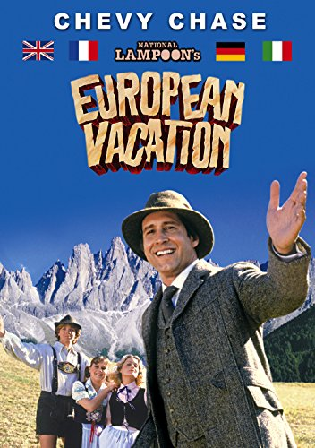 Amazon.com: National Lampoon's European Vacation: Chevy