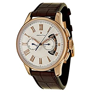 Zenith Academy Minute Repeater Men's Automatic Watch 18-2250-4043-01-C713