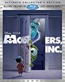Monsters, Inc. (Five-Disc Ultimate Collectors Edition : 3D Blu-ray / Blu-ray / DVD Combo + Digital Copy)