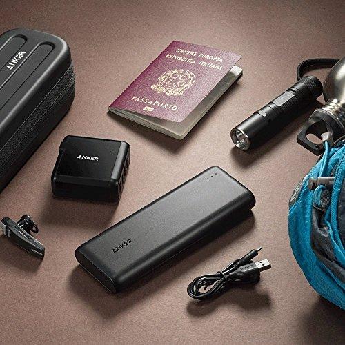 人気の大容量バッテリー「Anker PowerCore 20100」のトラベルセットが発売